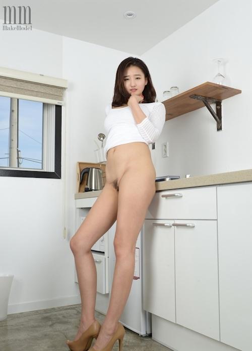韓国美女モデル セジン(Sejin) セクシーヌード画像 2