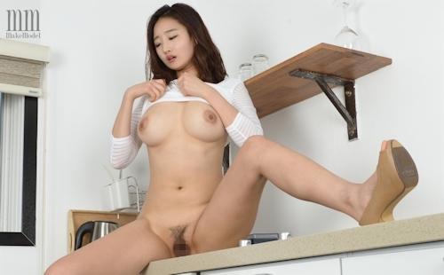 韓国美女モデル セジン(Sejin) セクシーヌード画像 4