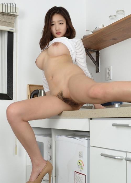 韓国美女モデル セジン(Sejin) セクシーヌード画像 7