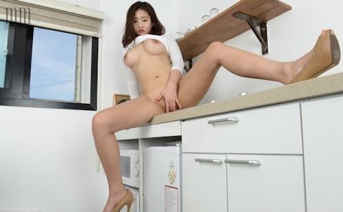 韓国美女モデル セジン(Sejin) セクシーヌード画像 8