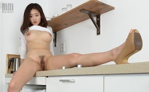 韓国美女モデル セジン(Sejin) セクシーヌード画像 9