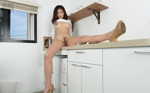 韓国美女モデル セジン(Sejin) セクシーヌード画像 12