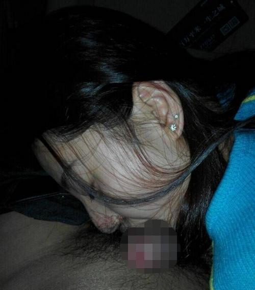 中国素人美女の流出ヌード&マ○コ画像 5