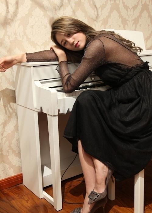韓国美女のシースルーセクシー画像&ヌード画像 1