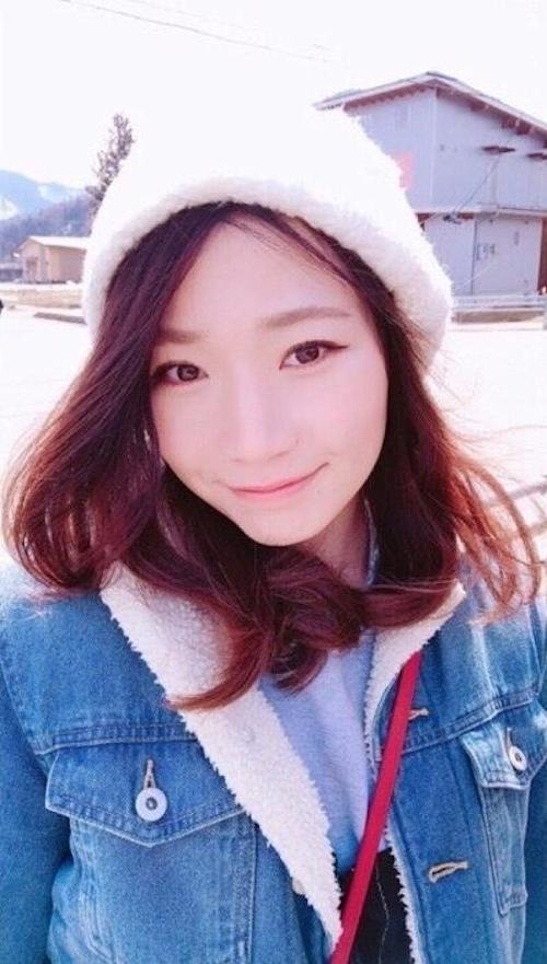 中国の極上美人女子大生のプライベート流出画像 1