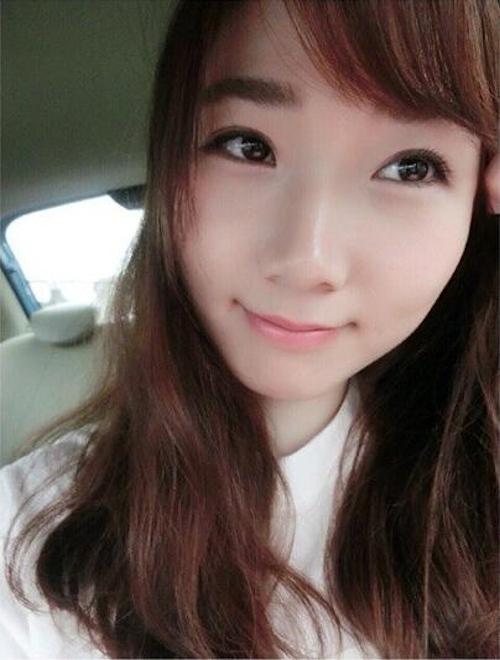 中国の極上美人女子大生のプライベート流出画像 2