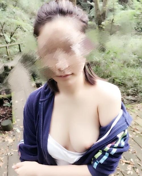 中国の極上美人女子大生のプライベート流出画像 7