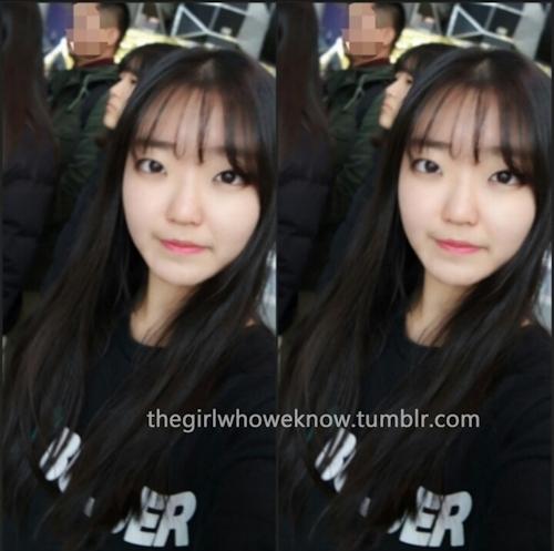 微乳な韓国素人美少女の自分撮りヌード画像が流出 8