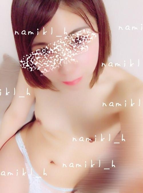 美微乳な素人美少女が自分撮りして裏垢にアップしたヌード画像  5