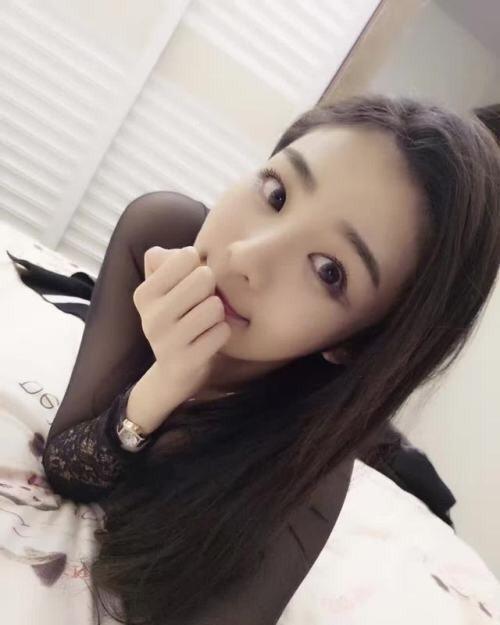 中国の美人女子大生のプライベートヌード画像が流出 6