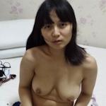 巨乳なガールフレンドの素人美女を撮影したヌード画像