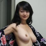 巨乳で黒髪な中国美少女のヌード&セックス画像