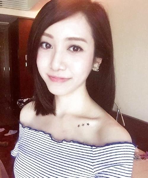 中国の美人女子大生の自分撮りヌード画像が流出 2
