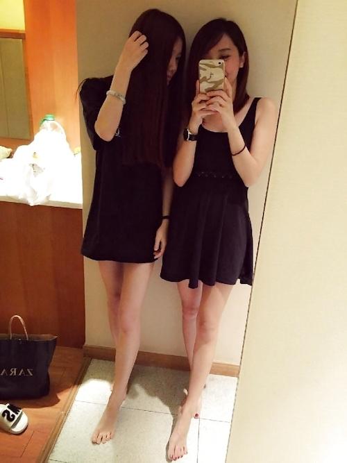 中国の美人女子大生の自分撮りヌード画像が流出 3