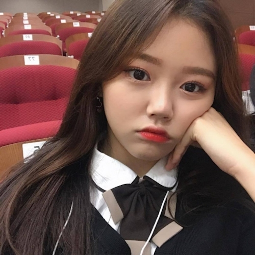 キュートな韓国の20歳素人美少女のプライベートヌード流出画像 1