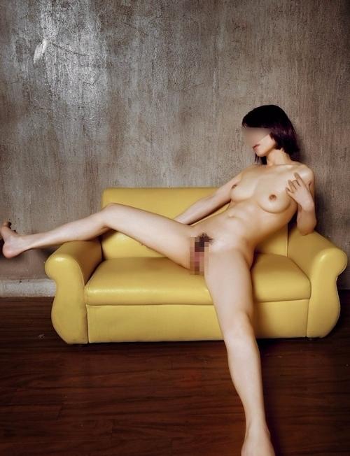 美乳な韓国美女のヌード&セックス画像 3