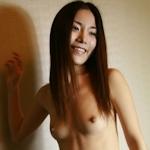 スレンダーな韓国美女モデル アンナのヌード撮影画像