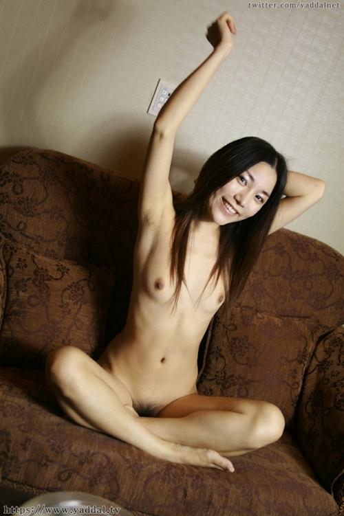 スレンダーな韓国美女モデル アンナのヌード撮影画像 3