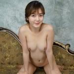 韓国美女モデルのヌード画像