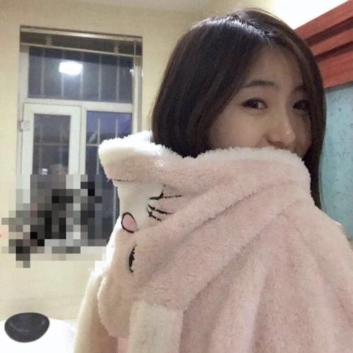 新婚の韓国美人若妻のプライベートヌード画像が流出 3