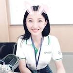 中国の美人キャスターの自分撮りヌード画像が流出!?
