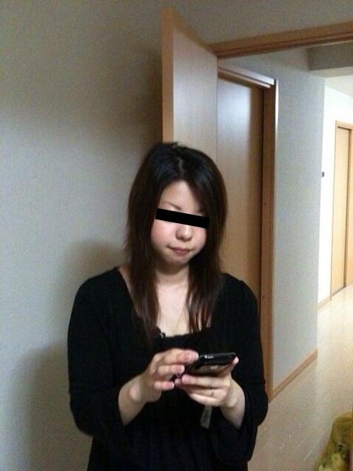 28歳素人美女の流出ヌード画像 1