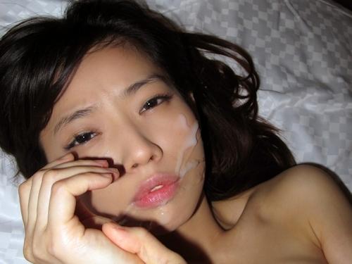 超可愛い台湾美少女の流出セックス画像 21