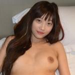 中国の極上素人美女をホテルで撮影したプライベートヌード画像