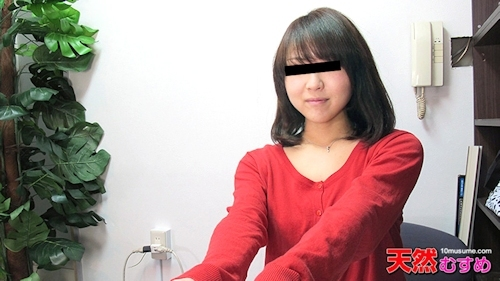 素人AV面接 ~アイドル風の可愛い天然娘~ 杉本あいな -カリビアンコムプレミアム