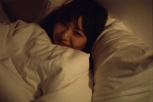 アジア系素人美女をホテルで撮影したプライベートヌード画像 7