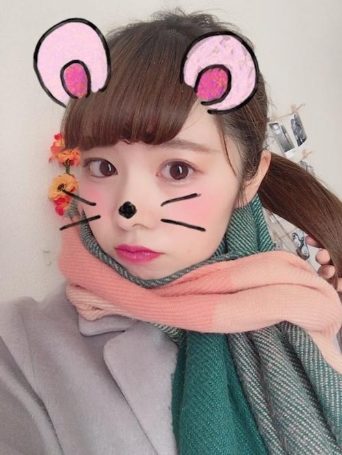 日本の素人美少女の自分撮りおっぱい画像 1