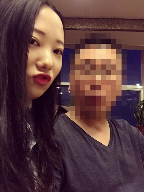 中国の美人若妻の自分撮りヌード流出画像 1