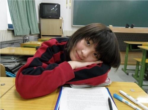 美乳な中国美少女女子大生の自分撮りヌード画像が流出 2