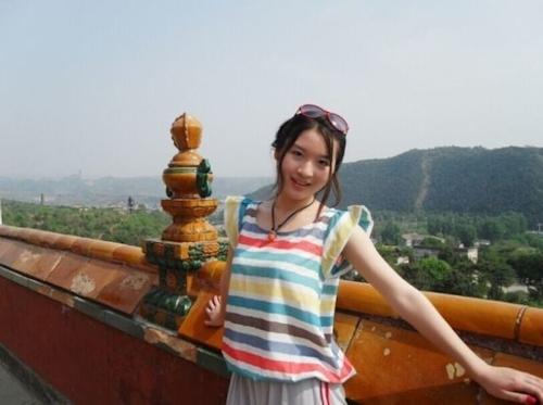 美乳な中国美少女女子大生の自分撮りヌード画像が流出 11