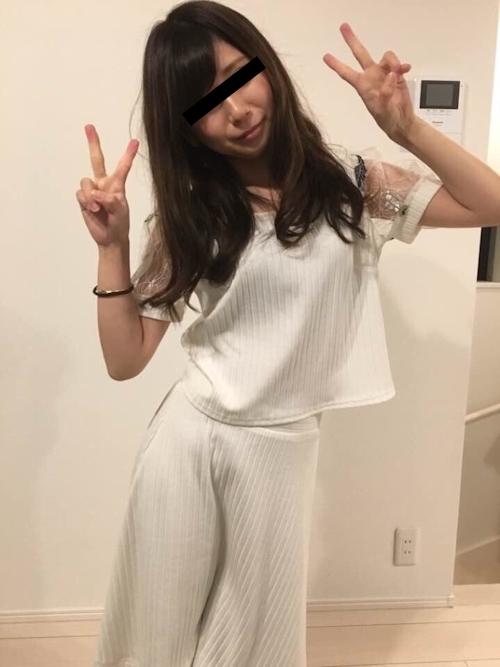 彼氏が撮影した日本の素人美女のプライベートヌード画像が流出 2