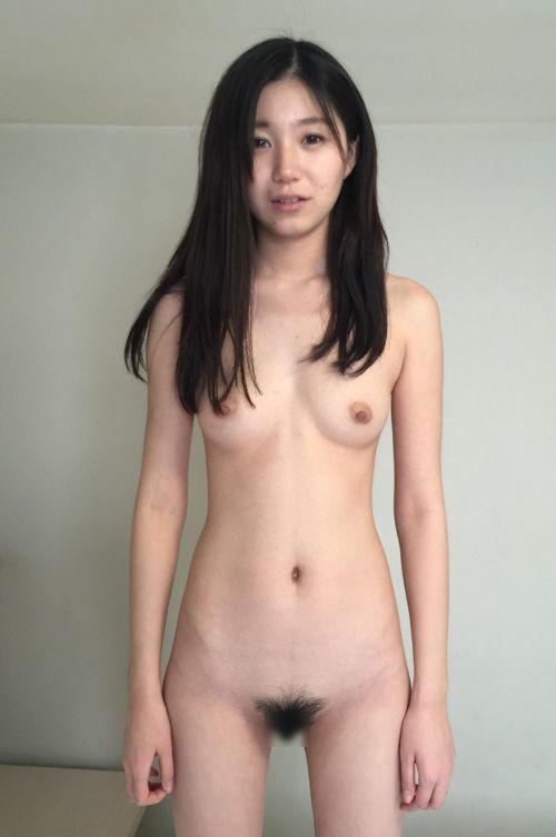 黒髪&美微乳な清楚系美女モデル 張静文をヌード撮影後ハメ撮りした画像 9