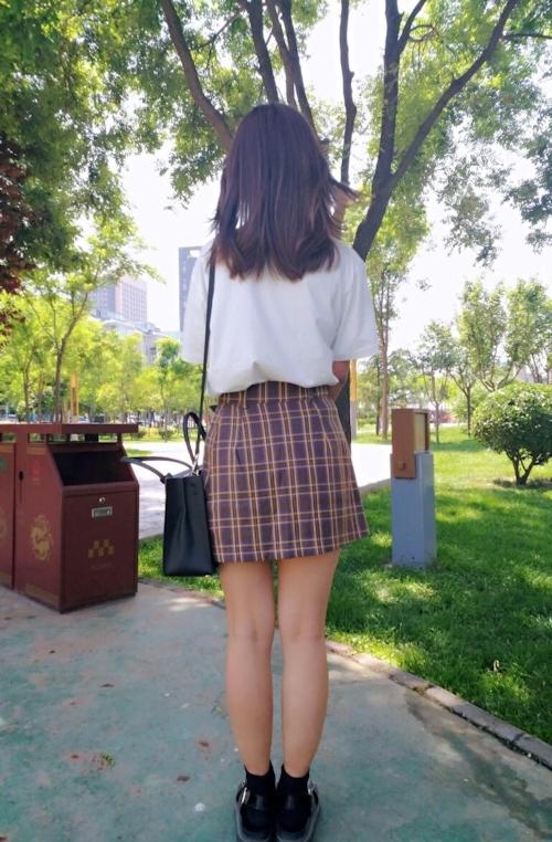 中国の美人女子大生のプライベートヌード画像が流出!? 2