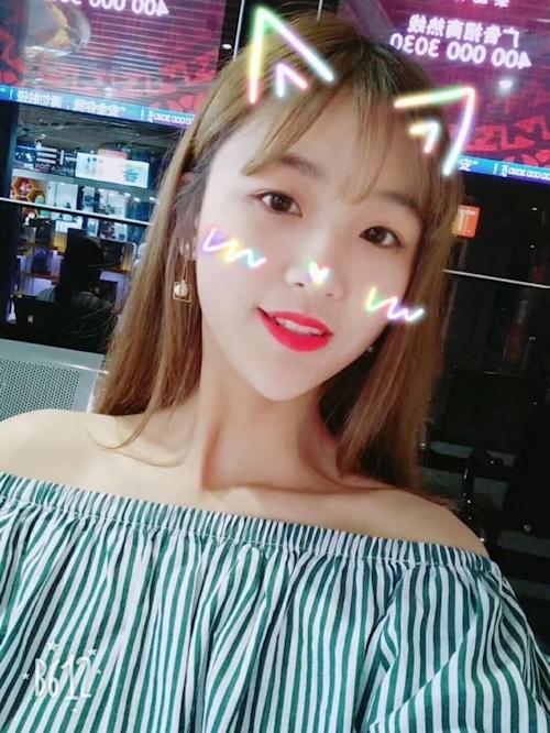 中国の美人女子大生のプライベートヌード画像が流出!? 4