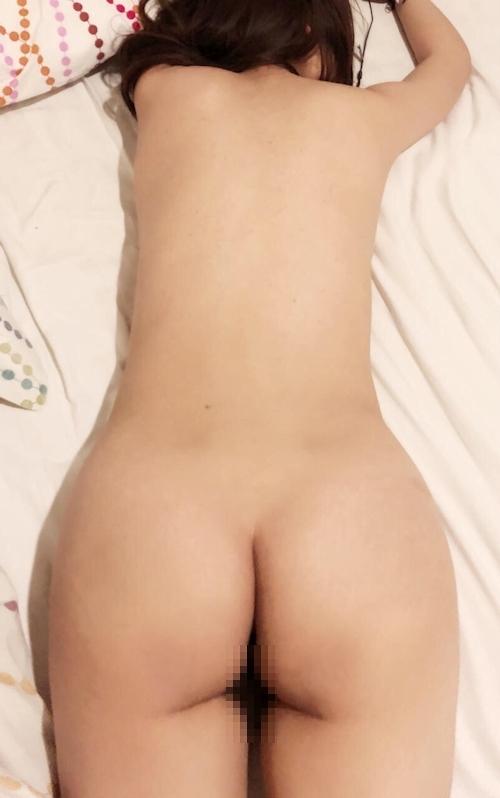 中国の美人女子大生のプライベートヌード画像が流出!? 9