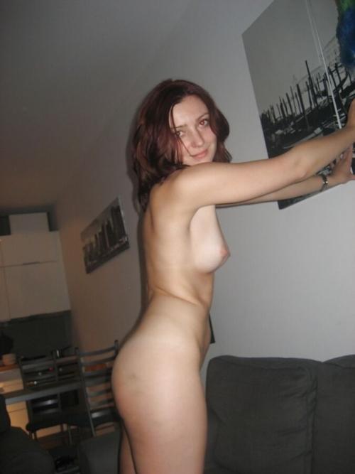 ポーランド素人美女のプライベートヌード画像 6