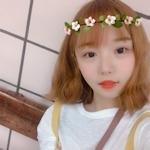 韓国素人美少女のマ○コくぱぁ画像