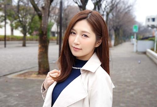清楚系美熟女 佐々木あき セックス画像 1