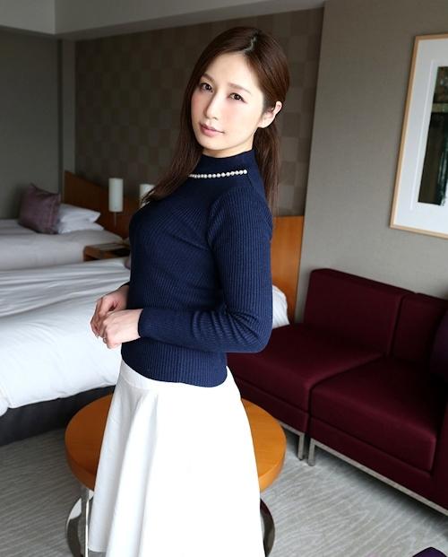 清楚系美熟女 佐々木あき セックス画像 2