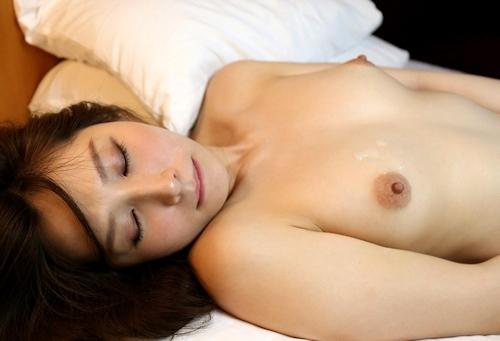 清楚系美熟女 佐々木あき セックス画像 17