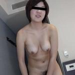 清楚系素人美女がセクシーランジェリーでマ○コくぱぁしてる流出ヌード画像?