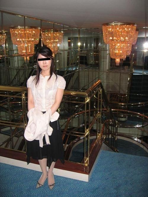 清楚系な日本の素人美女のオナニー&拘束ヌード流出画像 1