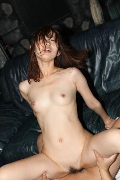長身モデル系美女 田丸麻紀子 3Pセックス画像 4