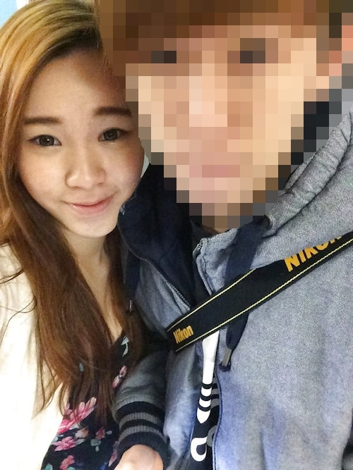 香港の22歳素人女性のプライベートヌード画像が流出 1