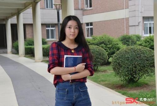 中国の美脚な美人女子大生のプライベートセックス画像が大量流出 2