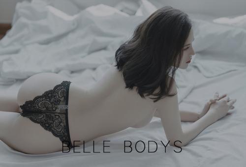 美巨乳な中国美女モデルのセクシーヌード画像 1